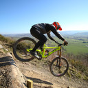 Photo of George ROBERTS at Caersws