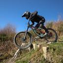 Photo of Kieran DAVIES at Caersws