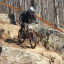 Photo of Rider 169 at Windrock, TN