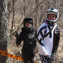 Photo of Rachel PAGEAU at Windrock, TN