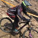 Photo of Rider 106 at Windrock, TN