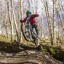 Photo of Matea DELIU at Glentress
