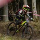 Photo of Katie MELVILLE at Innerleithen