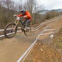 Photo of Luke COCKBURN at Cwmcarn