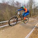 Photo of Chad BOXALL at Cwmcarn