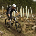 Photo of Matthew WATSON at Laggan Wolftrax
