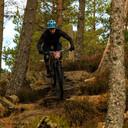Photo of Daniel DAVIDSON at Laggan Wolftrax