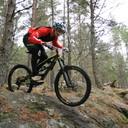 Photo of Ethan MCKENZIE at Laggan Wolftrax