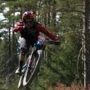 Photo of Gary HUNTER at Laggan Wolftrax