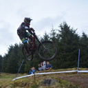 Photo of Nick TURNER (1) at Ae Forest