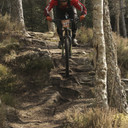 Photo of Peter OAKLEY at Laggan Wolftrax