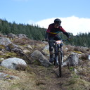 Photo of Jonathan WELLS at Laggan Wolftrax