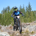 Photo of Andrew LOCHHEAD at Laggan Wolftrax