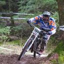 Photo of Alan BLYTH at Ae Forest