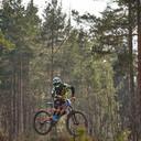 Photo of Chris HUTCHENS at Laggan Wolftrax