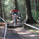Photo of Oscar DAVIES at Dalby Forest