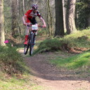 Photo of Alan DUNCAN (mas) at Dalby Forest