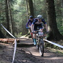Photo of Brendan DOWNEY at Dalby Forest