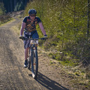 Photo of Sam HUDDLESTON at Kielder Forest