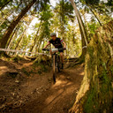 Photo of an untagged rider at Dalby Forest