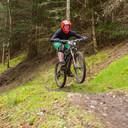 Photo of Ian LAMBERTON at Innerleithen