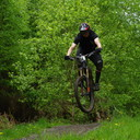 Photo of Rider 24 at Chopwell Woods