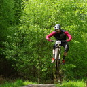 Photo of Ben CLARK at Chopwell Woods