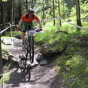 Photo of Stevie CROWTHER at Glentress