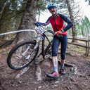 Photo of Gill BARNES at Glentress