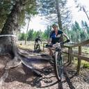 Photo of Heidi GOULD at Glentress