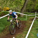 Photo of Mieke KALMIJN at Glentress