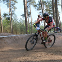 Photo of Christian AUCOTE at Cannock Chase
