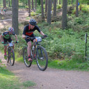 Photo of Louis WELLS at Cannock Chase