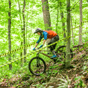 Photo of an untagged rider at Kanawha State Forest, WV