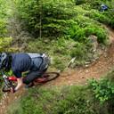 Photo of Stuart HIBBERT at Dyfi Forest