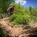 Photo of Jamie HEXT at Dyfi Forest