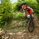 Photo of Troy CLARKE at Dyfi Forest