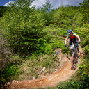 Photo of Claire BENNETT at Dyfi Forest