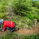 Photo of Olie DILLON at Dyfi Forest