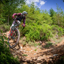 Photo of Simon HINCHLIFFE at Dyfi Forest