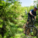 Photo of Dan THOMAS (2) at Dyfi Forest