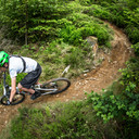 Photo of Connor MADELEY at Dyfi Forest