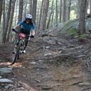 Photo of Sarah HOWERTER at Thunder Mountain, MA