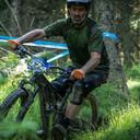 Photo of Gavin WILSON at Glentress