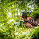 Photo of Kyle BEATTIE at Ae Forest