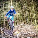 Photo of Michael MAUCHLINE at Ae Forest
