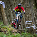 Photo of Alan BLYTH at Innerleithen