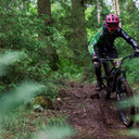 Photo of Alistair DALGLIESH at Ae Forest