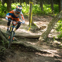 Photo of Chris HUNTER (cat1) at Blue Mountain, PA