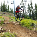 Photo of Max MCKENZIE at Silver Mtn, Kellogg, ID